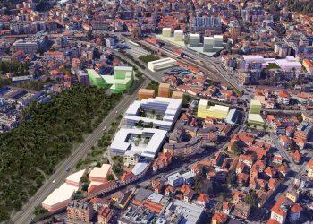 Master plan Comparto Stazioni Varese 2020